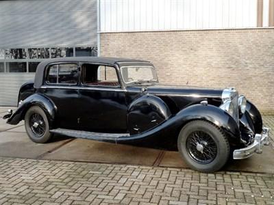 Lot 19-1939 Lagonda LG6 Touring Limousine