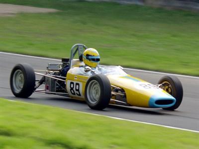 Lot 7-1968 Nike MK 4/6 Formula Ford 1600