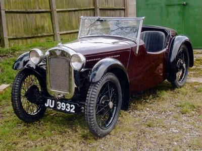 Lot 41-1934 Austin Seven Type 65