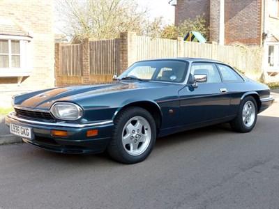 Lot 8-1993 Jaguar XJS 4.0