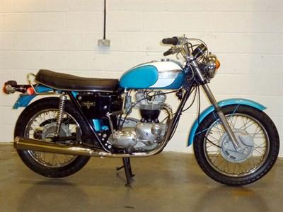 Lot 23-1972 Triumph TR6V Trophy