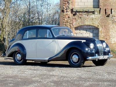 Lot 44-1950 Lagonda 2.6 Litre Saloon