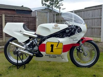Lot 32-1980 Yamaha TZ500G