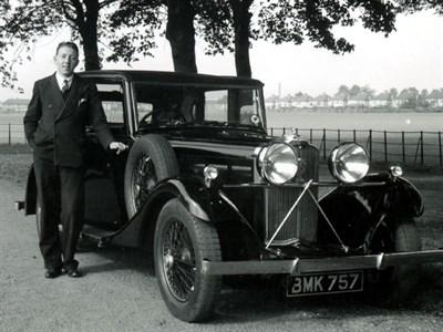 Lot 24 - 1934 Talbot 65 Saloon