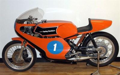 Lot 29-Aermacchi-Harley Davidson RR350