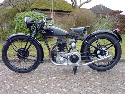Lot 46 - 1930 Rudge Special