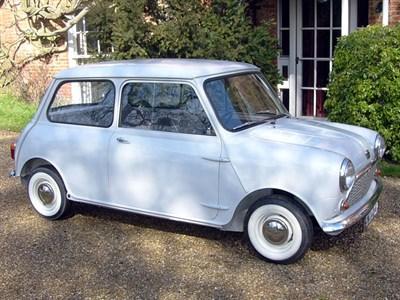 Lot 31-1959 Austin Seven Mini