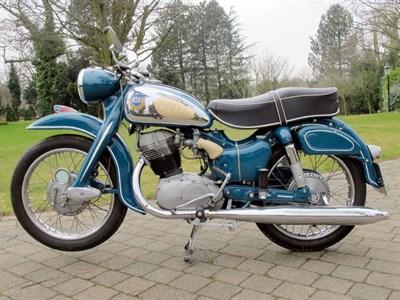 Lot 14-1956 NSU Super Max