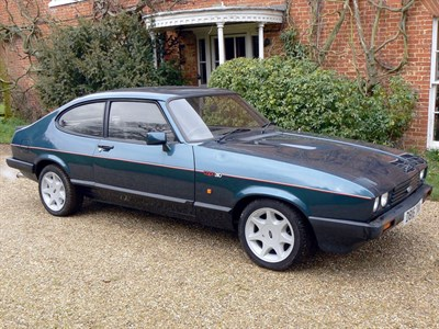 Lot 46 - 1986 Ford Capri 280