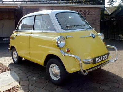 Lot 21-1958 BMW 600