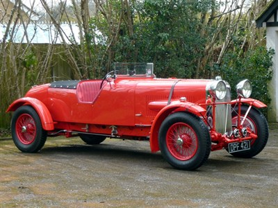 Lot 65 - 1936 Lagonda LG45 Team Car Evocation