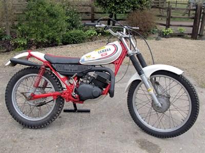 Lot 51-1977 Yamaha TY175