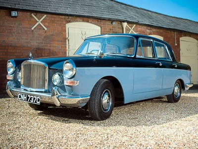 Lot 17 - 1965 Vanden Plas Princess 4-Litre R
