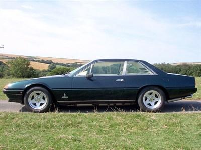 Lot 37-1983 Ferrari 400i