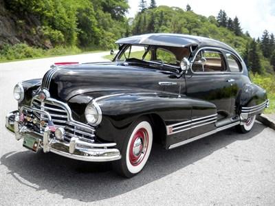 Lot 52-1946 Pontiac Streamliner Coupe