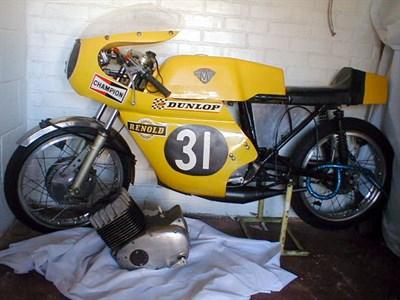 Lot 55-1969 Maico RS125