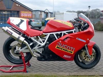 Lot 41-Ducati 750SS