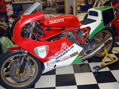 Lot 15-Ducati 750 F1