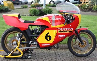Lot 38-Ducati Pantah