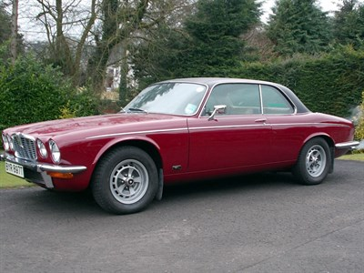 Lot 74 - 1978 Jaguar XJ12 C