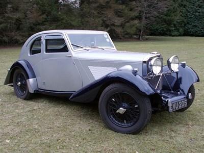 Lot 77-1936 Talbot BI 105 Aero Special