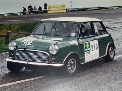 Lot 78-1965 Austin Mini Cooper S