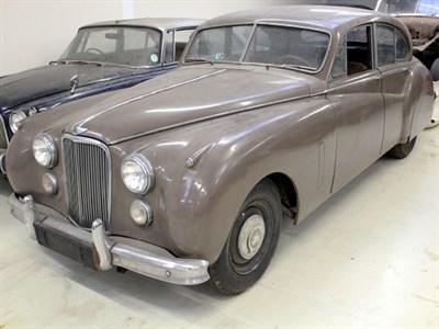 Lot 86-1952 Jaguar MK VII