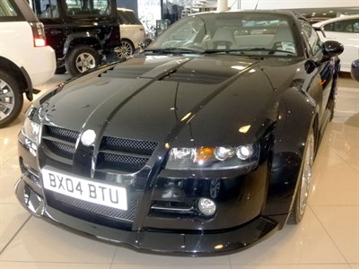 Lot 89 - 2004 MG XPower SV