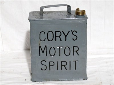 Lot 36-Restored 2-Gallon Petrol Can (R)