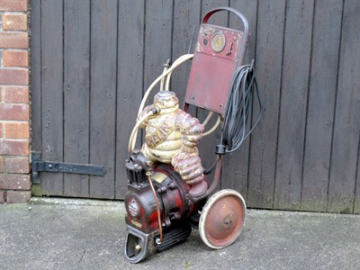 Lot 77-Michelin Forecourt Trolley Compressor (R)