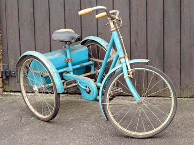 Lot 85-Child's Three-Wheeled Tricycle (R)