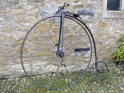 Lot 87 - Ordinary 'Penny Farthing' Bicycle (R)