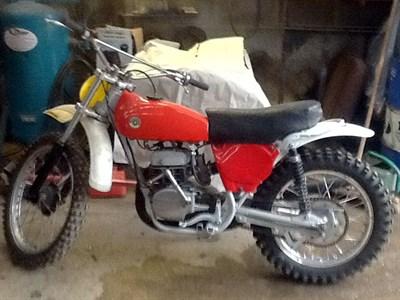 Lot 57-c.1973 Bultaco Pursang