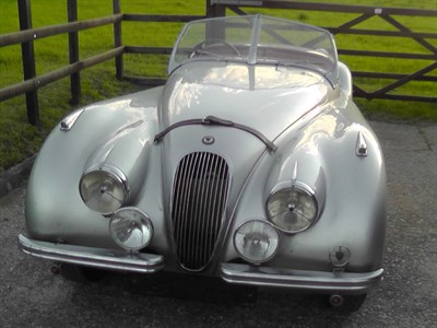 Lot 95 - 1952 Jaguar XK120 Roadster