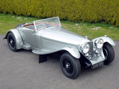 Lot 27 - 1954 Bentley R-Type Sports Special
