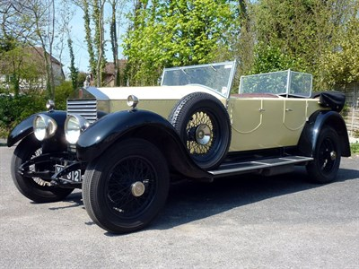 Lot 21 - 1926 Rolls-Royce 20hp Sports Tourer