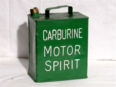 Lot 15-Two-Gallon Capacity Oil Can