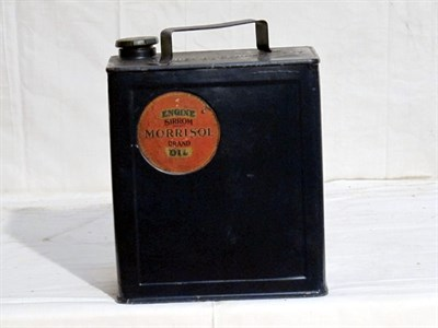 Lot 34-Two-Gallon Capacity Oil Can