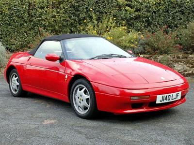 Lot 23 - 1991 Lotus Elan SE Turbo