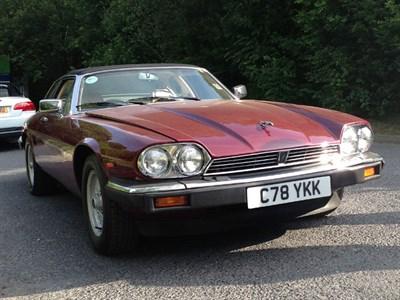 Lot 42 - 1985 Jaguar XJ-SC 3.6