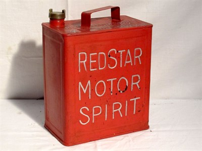 Lot 71-Two-Gallon Capacity Oil Can
