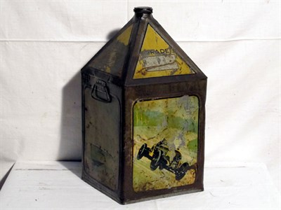 Lot 79-'Gamages' 5-gallon Capacity Oil Can