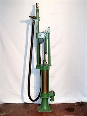 Lot 89 - Restored 'Wayne' Hand-Operated Petrol Pump