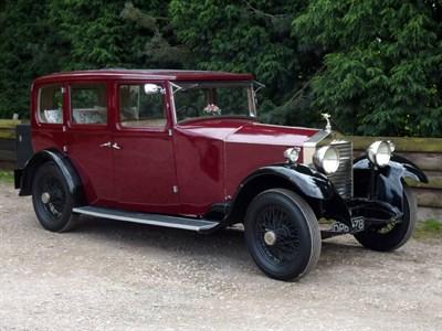 Lot 13 - 1926 Rolls-Royce 20hp Saloon