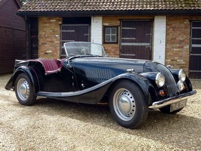 Lot 46 - 1954 Morgan Plus 4