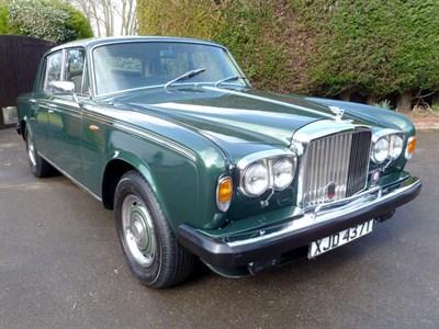 Lot 7 - 1978 Bentley T2