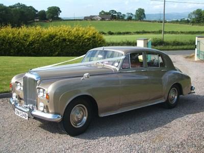 Lot 50 - 1964 Bentley S3 Saloon