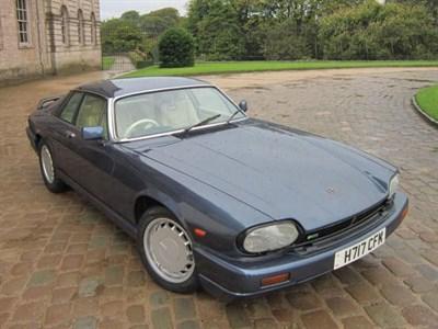 Lot 17 - 1990 Jaguar XJR-S 6.0