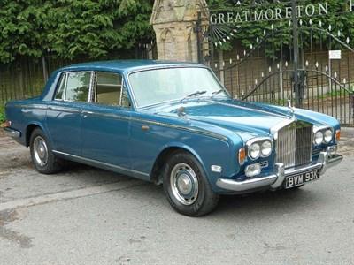 Lot 30 - 1972 Rolls-Royce Silver Shadow