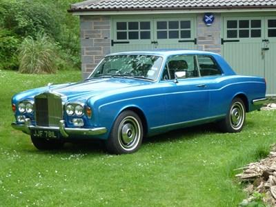 Lot 57 - 1972 Rolls-Royce Corniche